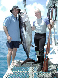 World Record Tuna Catch